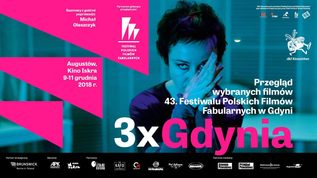 3xGdynia. Szósta edycja przeglądu w DKF Kinochłon