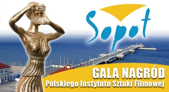Gala wręczania nagród PISF w Sopocie