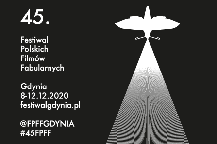 Poster of the 45th Polish Film Festival