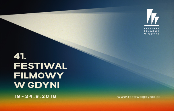 The Poster of the 41st Gdynia Film Festival