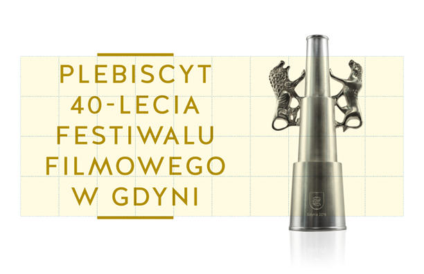 "II etap plebiscytu 40-lecia Festiwalu Filmowego w Gdyni ""DIAMENTOWE LWY"""