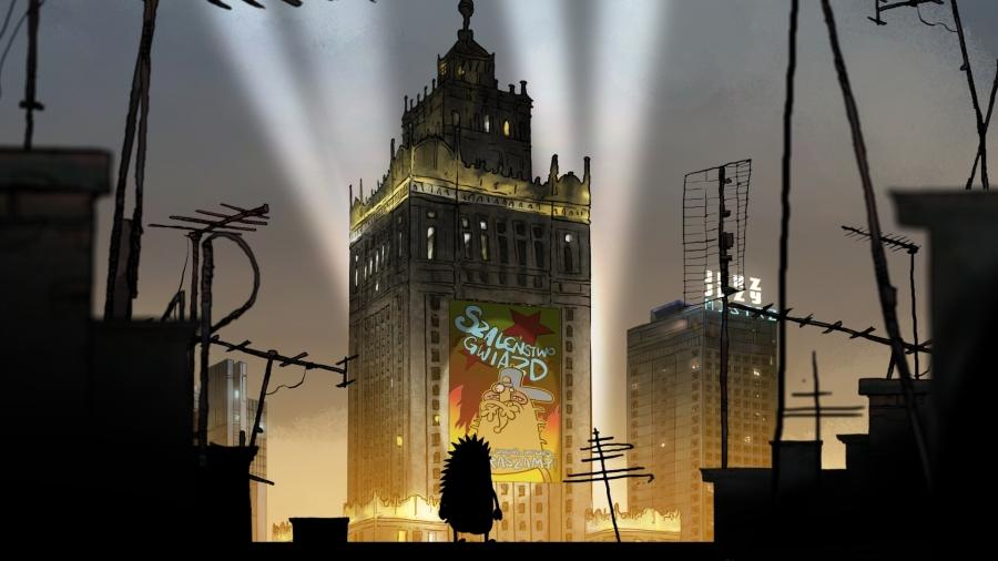 Jeż Jerzy: The Movie