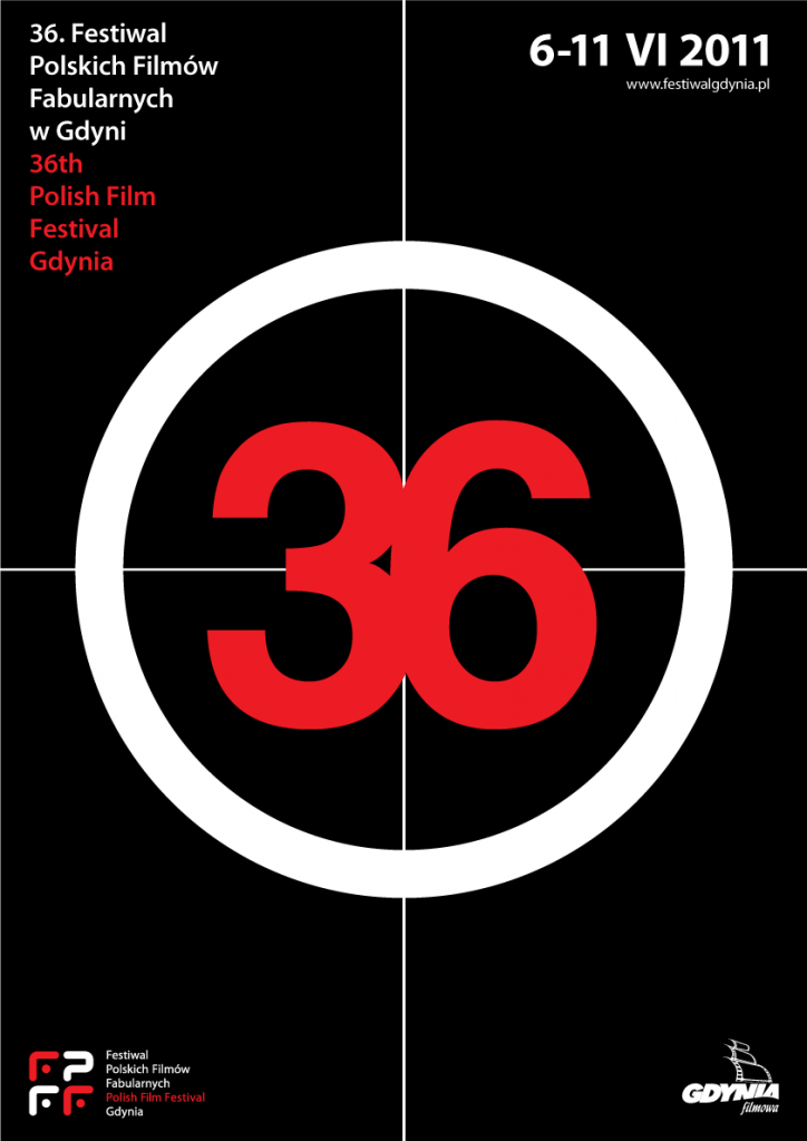 The poster of 36 PFF!