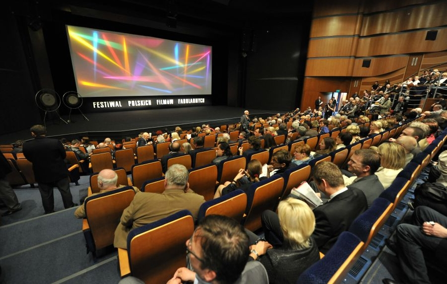 Accreditations for the 37th Gdynia Film Festival