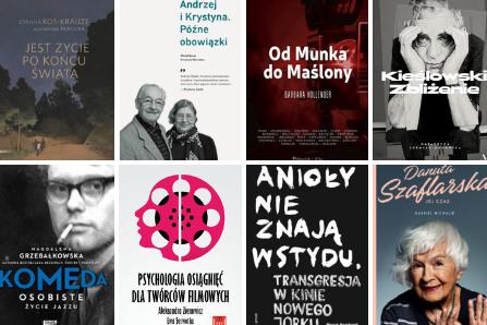 Wystawy i promocje książek na 43. FPFF