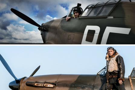 303 Squadron twice