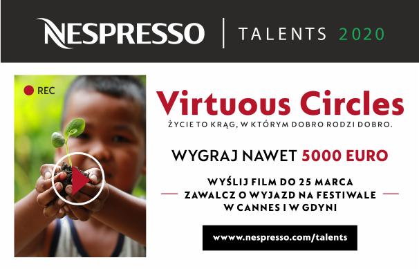 Nespresso Talents. Polska edycja międzynarodowego konkursu filmowego