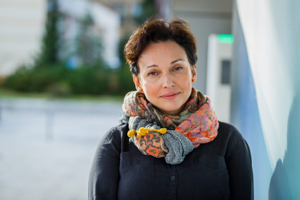 One is just being an artist – an interview with Kinga Dębska