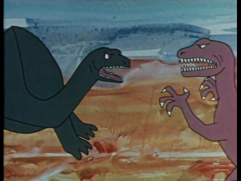 Dinozaury, cz. 1 i 2