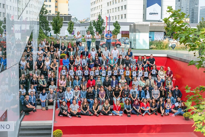Last Minute! Second recruitment of volunteers at the 44th Polish Film Festival