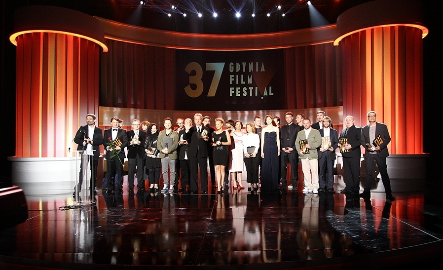 WE KNOW THE WINNERS OF THE 37TH GDYNIA FILM FESTIVAL