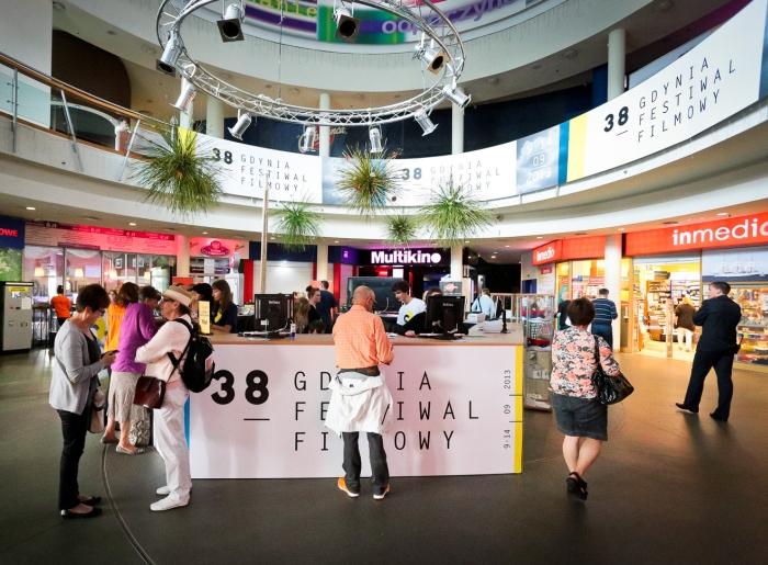 Press Screenings at the 38. Gdynia Film Festival
