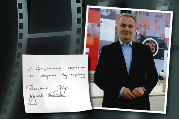 Autografy Gdyńskie na 40. FFG!