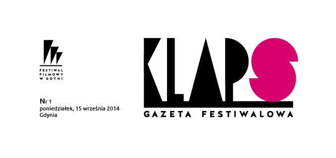 Pierwszy numer Gazety Festiwalowej