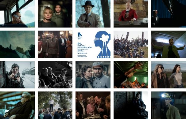 Films in the Main Competition of the 44th Polish Film Festival