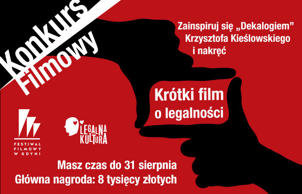 """""""A Short Film About Legality"""" – a competition for a spot"""