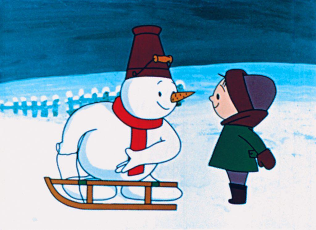 Królowa Śniegu (seria: Bajki Bolka i Lolka)