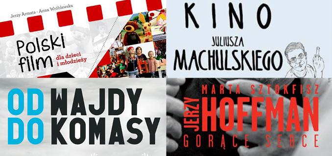 Książki na 39. Festiwalu Filmowym w Gdyni
