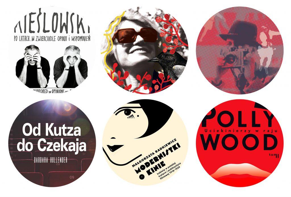 Promocje książek na 41. Festiwalu Filmowym w Gdyni