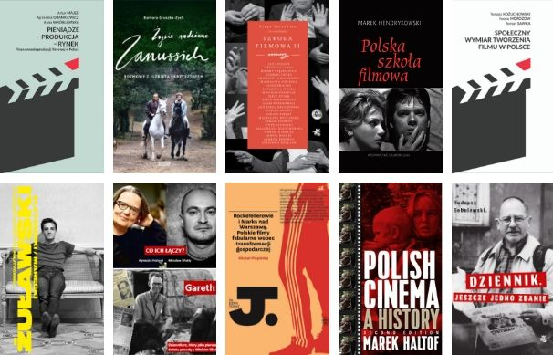 Books and exhibitions at the 44th Polish Film Festival