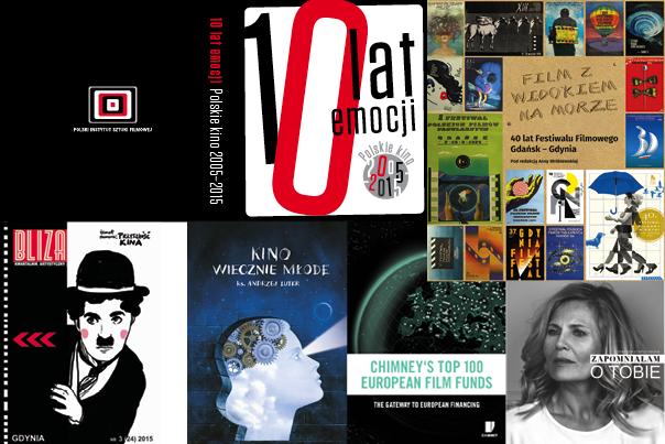 Promocja książek na 40. Festiwalu Filmowym w Gdyni