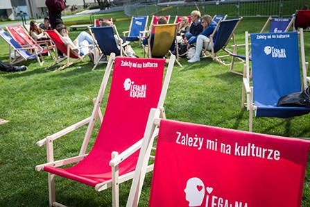 Z Legalną Kulturą w Gdyni