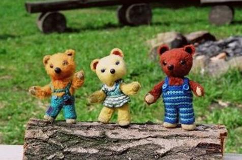 The Amazing Adventures of Teddy Bears