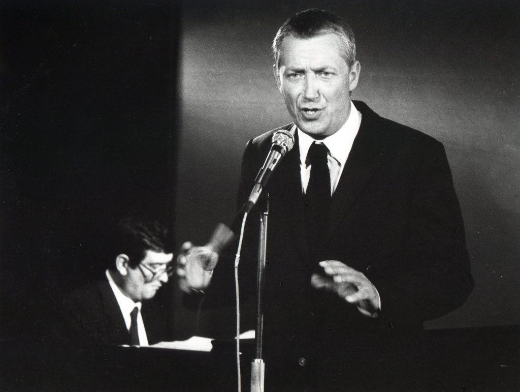 Additional screening. Młynarski – the final song