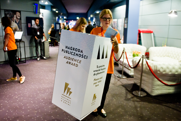 The Audience Award of the 40th Gdynia Film Festival