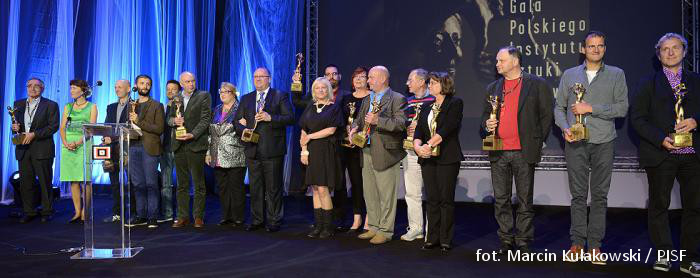 Last year's edition of Gdynia Film Festival has been awarded!