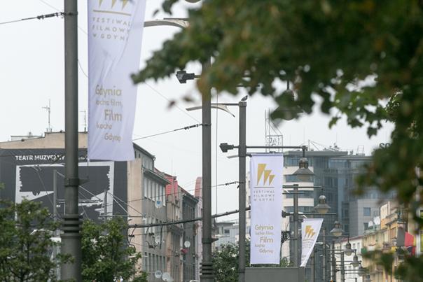 Pierwszy dzień jubileuszowej 40. edycji Festiwalu Filmowego w Gdyni