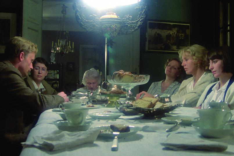 The Maids of Wilko