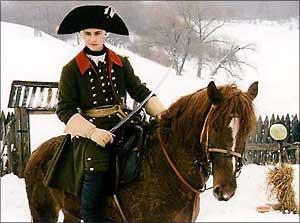 Córka kapitana / Russkij bunt