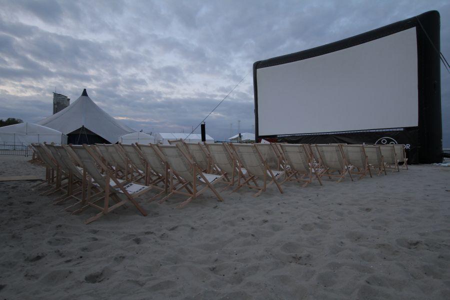 Film od morza – Platynowa Plaża