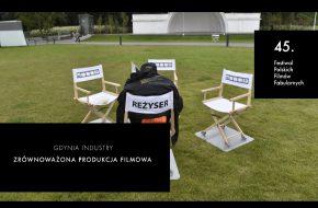 Panel: zrównoważona produkcja filmowa w Polsce
