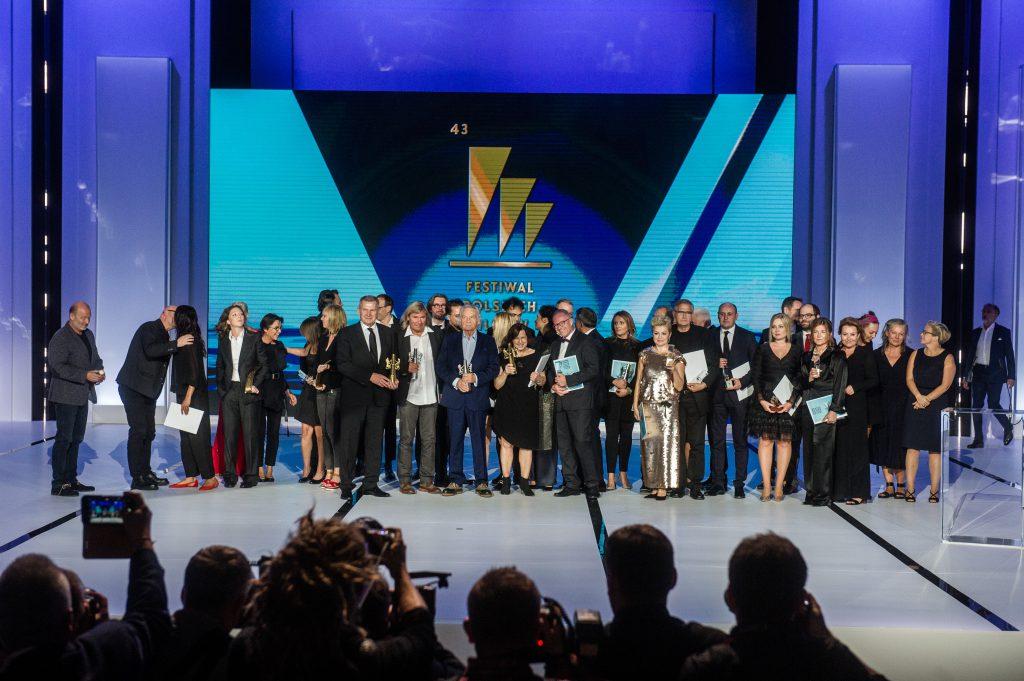 Prizes awarded at 43rd Polish Film Festival