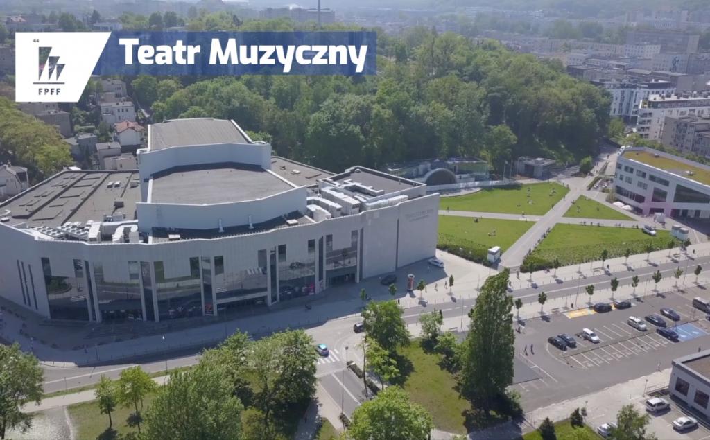 Festiwalowa mapa Gdyni. Krótki film o 44. FPFF