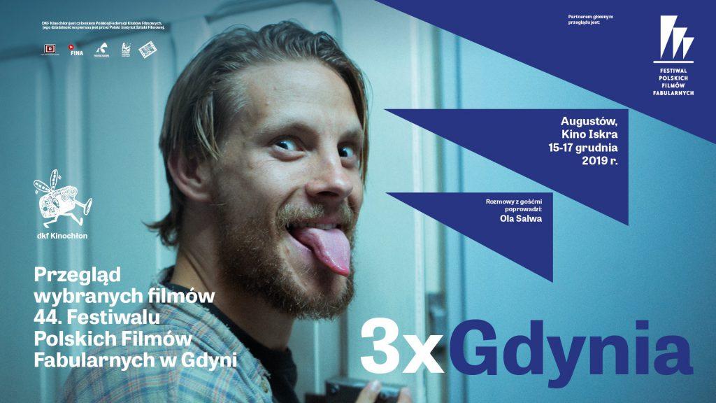 3xGdynia. Siódma edycja przeglądu w DKF Kinochłon
