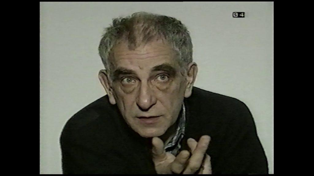 Begegnung mit Krzysztof Kieslowski (Spotkanie z Krzysztofem Kieślowskim)