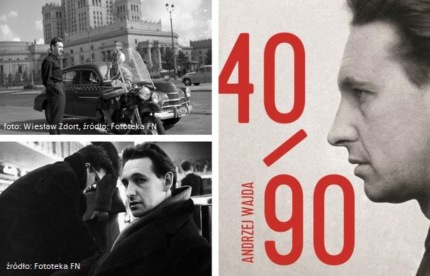 Exhibition: Andrzej Wajda 40/90