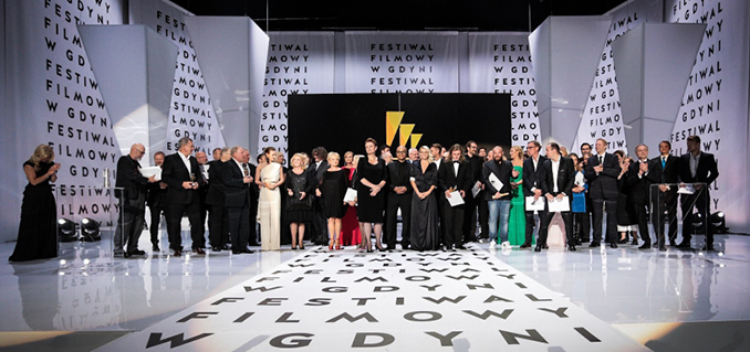 The prizewinners of the 39. Gdynia Film Festival