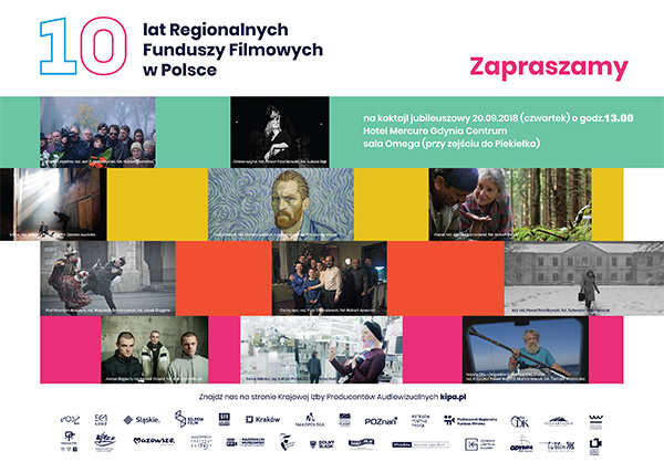 The 10th anniversary of Regional Film Funds