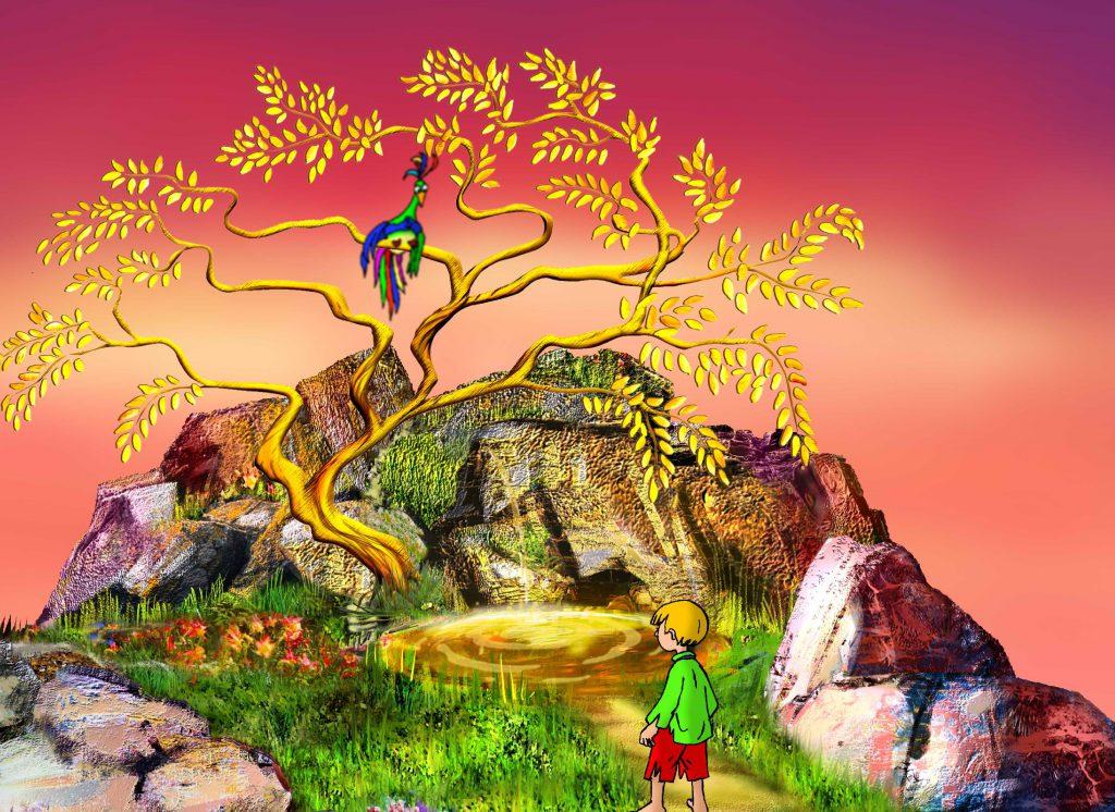 Live Water (series: Polish Fairy Tales)