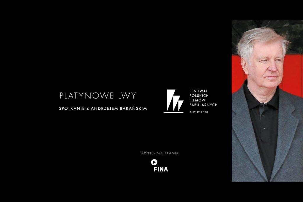 Spotkanie z Laureatem Platynowych Lwów: Andrzej Barański