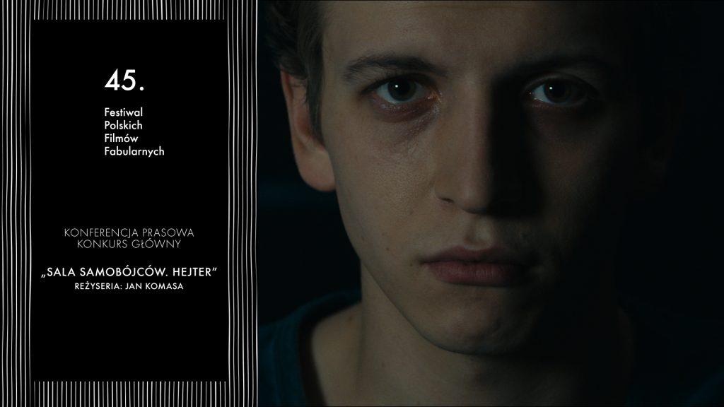 """Spotkanie z twórcami filmu """"Sala Samobójców. Hejter"""""""