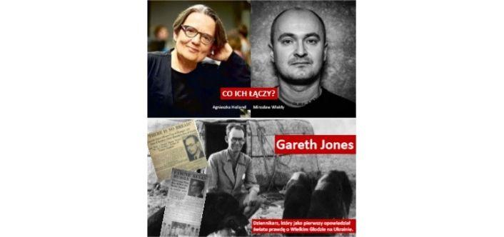 GARETH JONES. CZŁOWIEK, KTÓRY WIEDZIAŁ ZA DUŻO. Mirosław Wlekły