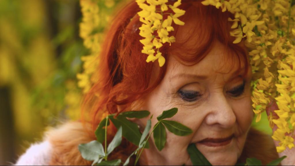 Barbara Krafftówna in Gdynia. 75 years of the actress's artistic work