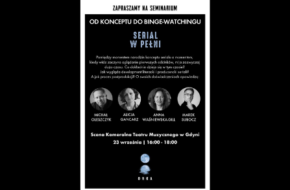 Orka Studio seminar: From concept to binge-watching