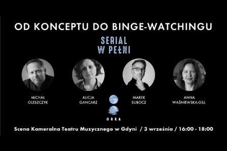 Seminarium Studia Orka: Od konceptu do binge-watchingu